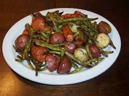 How Long To Roast Root Vegetables In Oven - self taught foodie herb roasted green beans with potatoes and carrots