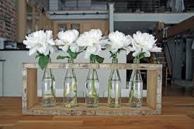 Wood Centerpieces How To Make A Glass Bottle Centerpiece Danmade Watch Dan Faires