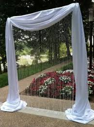 wedding arches square decorated square wedding arch search wedding ideas