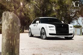 roll royce ghost white ag luxury wheels rolls royce ghost forged wheels