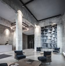 360 Square Feet In Meters by Massive Former Silo Transformed Into Concrete Apartments In