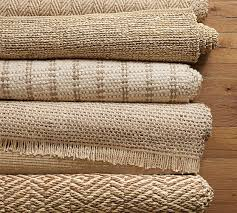Herringbone Jute Rug Daffin Herringbone Natural Fiber Rug Pottery Barn