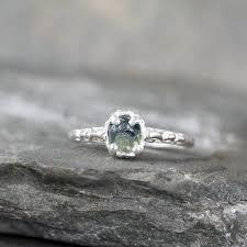 filigree engagement rings blue sapphire ring sterling silver filigree engagement ring