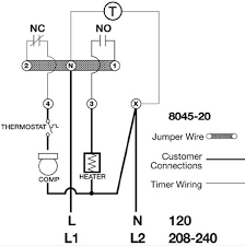 mercial defrost timer wiring diagram diagram wiring diagrams for
