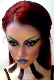 Cheap Halloween Makeup Ideas by Best 25 Alien Costumes Ideas On Pinterest Alien Halloween