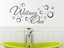 wandtattoos badezimmer wandtattoo wellness oase bei homesticker de