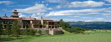 Colorado Springs Wedding Venues Colorado Springs Golf Courses The Club At Flying Horse