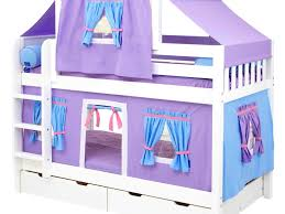 Bunk Beds With Trundle Bedroom Twin Over Full Bunk Bed With Trundle Low Profile Bunk