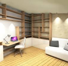 bureau dans chambre conception espace bureau chambre ami stinside architecture d