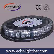 amber mini light bar echolightbar