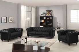 canap chesterfield 3 places stunning canape chesterfield velours noir ideas joshkrajcik us