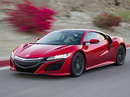 honda supercar honda nsx car review manages to be fast furious and a