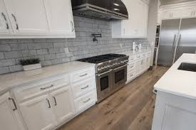 white kitchen cabinets with oak floors white oak wood floor 5