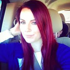 clairol professional flare hair color chart red hair clairol flare ultraviolet and burgundy mixed together