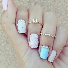 20 cute girly nail designs