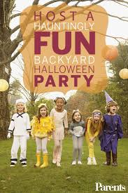 60 awesome outdoor halloween party ideas digsdigs momfessionals