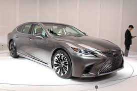 lexus sedan 2018 naias 2017 debut day u2013 limited slip blog