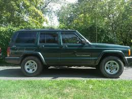 jeep sport green 2001 jeep cherokee sport extremely slow high build jeep