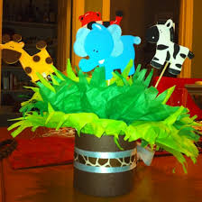 Safari Baby Shower Centerpiece by 30 Best Baby Shower Papito Images On Pinterest Jungle Baby