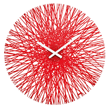wall clock modern modern wall clocks that feel of the moment design galleries