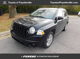 gray jeep compass 2008 used jeep compass 4wd 4dr sport at toyota of fayetteville
