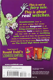the witches roald dahl quentin blake 9780142410110 amazon com