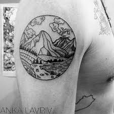164 best mountain 山 images on pinterest mountain tattoos