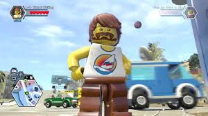 lego city undercover remastered louie mitchell unlock location and