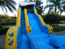 bounce house water slide rental lake mary u0026 sanford