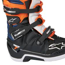orange motocross boots alpinestars mx boots tech 7 black orange white 2018 maciag offroad