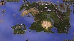 Map Of Nirn Uesp Forums U2022 View Topic The Elder Kings