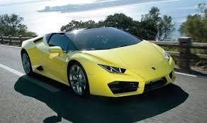 lamborghini sports car price in india lamborghini huracan rwd spyder launched price in india at inr