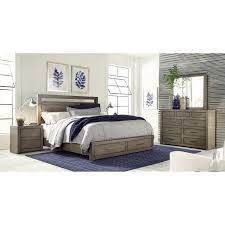 Loft Modern by Aspenhome Modern Loft Queen Bedroom Group Wayside Furniture