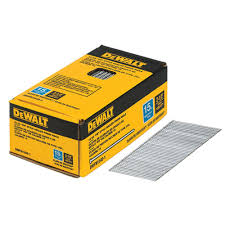 Grip Rite Collated Roofing Nails by Dewalt Collated Nails Screws U0026 Staples Fasteners The Home Depot