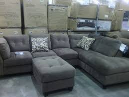Gray Microfiber Sectional Sofa Gray Sectional Sofa Costco Best Sofas Ideas Sofascouch