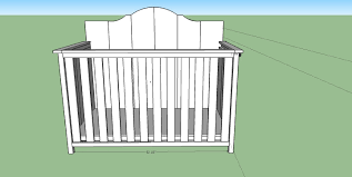 Baby Crib Blueprints by How To Build A Crib For 200 On House And Home