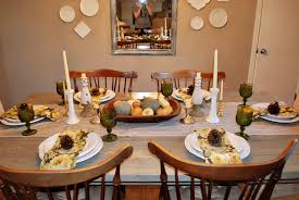 our fall dining table thewhitebuffalostylingco com