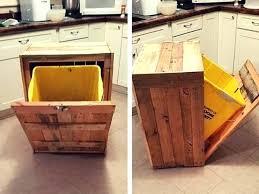 Trash Can Storage Cabinet Diy Trash Can U2013 Affordinsurrates Com