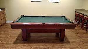 brunswick used pool tables brunswick used pool table 7 pool table for sale used brunswick