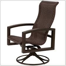 Rocking Patio Chair Bar Height Patio Set With Swivel Chairs Patios Home Decorating