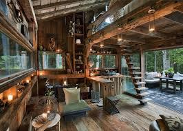 stylist scott newkirk unwinds in his tiny 14 14 cabin made