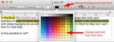 How To Count Words In Textedit In Mac Os X Does Textedit Allow Highlighting Of Selected Text Macrumors Forums
