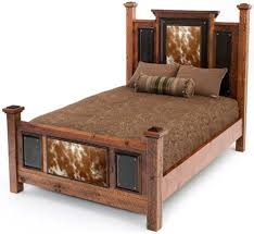 Western Bed Frames Western Bed Woodland Creek Furniture