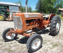 1961 allis chalmers d17 tractor item k5214 sold may 25