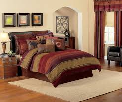 amazon com croscill plateau comforter set king multi home