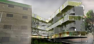 Courtyardpng  Medium Density Housing High Density - Sustainable apartment design