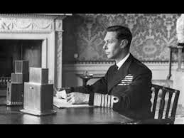 the real king u0027s speech king george vi september 3 1939 youtube