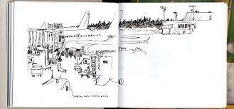 sketch adventure airport sketches