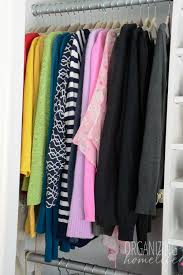 master bedroom closet organization the reveal u0026 surprise