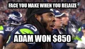 Richard Sherman Memes - list of synonyms and antonyms of the word sherman meme